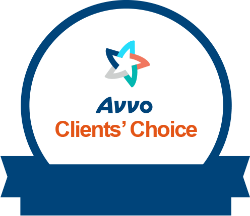 Scott Barrett Law Avvo Clients' Choice Award